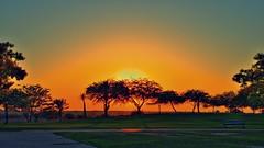 sunset (A   M) Tags: sunset nature israel authority parks הבשור פארק חבל אשכול natureandparksauthority