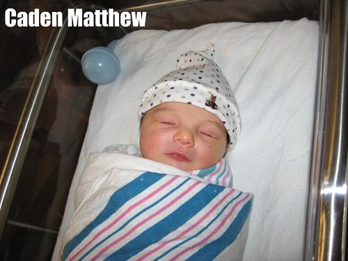 Caden Matthew
