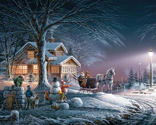 Winter Wonderland  Item 517
