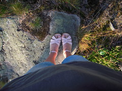 Saltwater Sandals.. (Euro_Trash) Tags: camping seaside finlandia porkkalaniemi