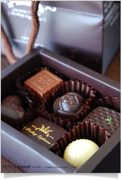 【情人節巧克力】手工巧克力的堅持~埔里18度C巧克力工坊28