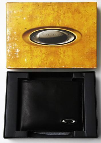 Oakley Leather Wallet
