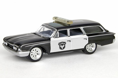 Johnny Lightning 1960 Ford Station Wagon