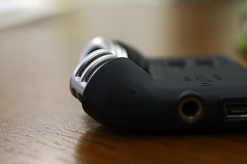 LIC-iREC03P microphone