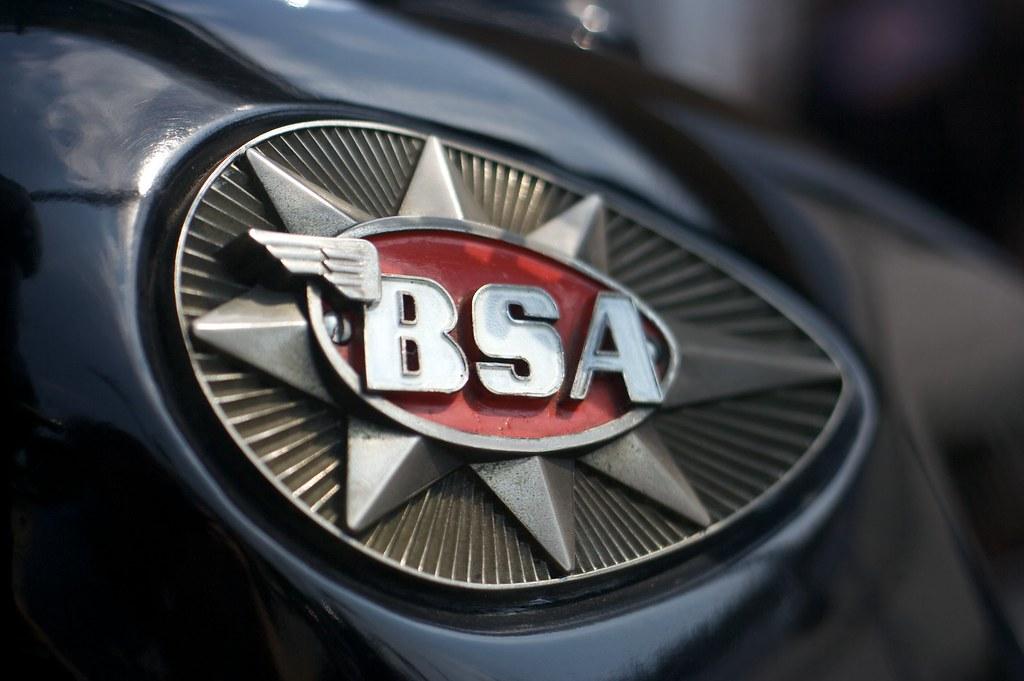 BSA Emblem por yakimushi