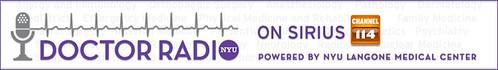 """Dr. Alan J. Bauman on Satellite Radio: XM/Sirius NYU's """"Doctor Radio"""" by Dr_Alan_Bauman"""