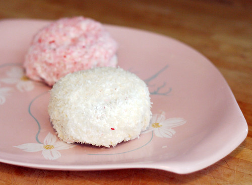 homemade hostess sno-balls