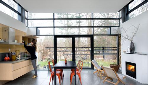 Modern Scandinavian Homes a scandinavian summer retreat | the style files