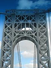 IMG_0875 (MaggieDu) Tags: bridge georgewashingtonbridge
