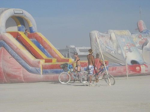 dusty inflatables