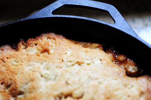 Apple Cake in an Iron Skillet | The Pioneer Woman Cooks | Ree Drummond