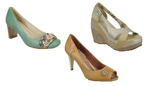 verão 2010 calçados
