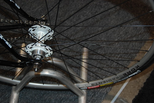 KORE Fixed Wheelset