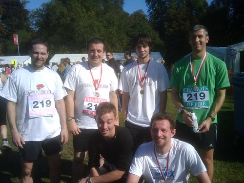 Chariots of Fire 2009
