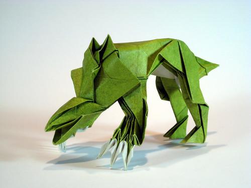 Joseph Wu's Origami - Ghrung