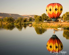 Balloon Reflection (RU4SUN2) Tags: