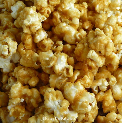 Sweet Hot Caramel Corn