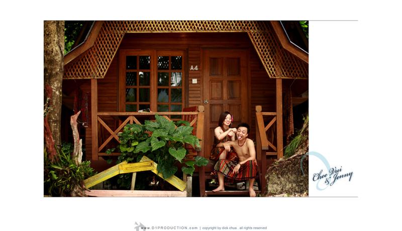 Chee Vui & Jenny