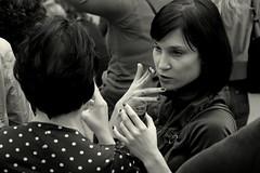 Finger language (-hndrk-) Tags: amsterdam nikon candid thenetherlands explore vondelpark petephillyperquisite 331 openairtheatre d80 afaceinthecrowd freeconcert2008