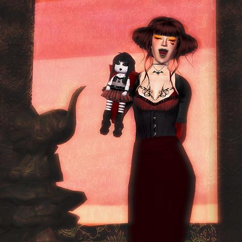 Gothic Dollie