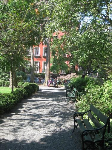 Gramercy Park Path