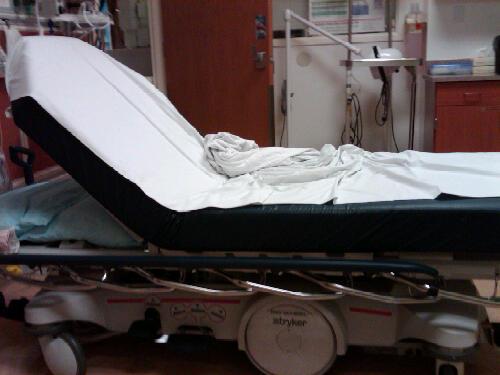 Hospital odor