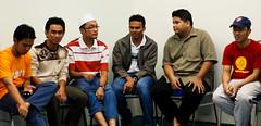 .. dan dekat. (Ikatan Muslimin Malaysia Cawangan Hulu Langat) Tags: raya hari aidilfitri sambutan