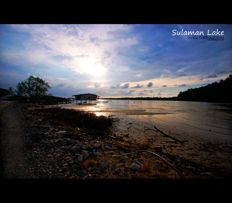 Sulaman Lake