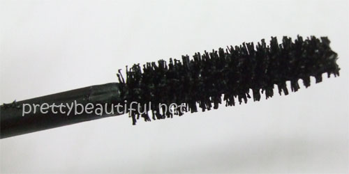 maybelline hypercurl volume express waterproof mascara brush