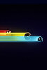 pactron (Pixel Fantasy) Tags: wallpaper retro pacman tron iphone itouch pactron