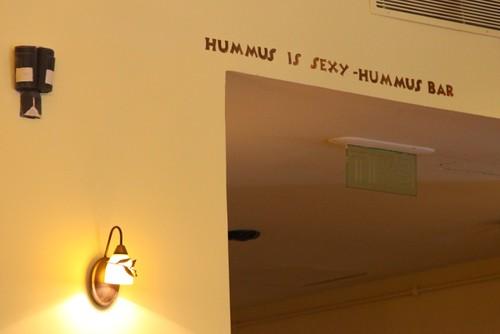 Hummus Bar, Budapest