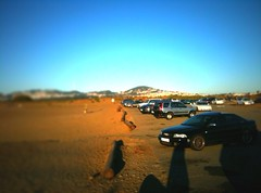 Fort Funston Tilt Shift (mdoeff) Tags: mobile fortfunston tiltshift tiltshiftgen