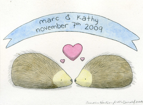 marc and kathy hedgehog
