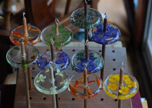Resin Spindles