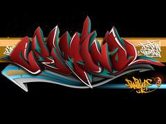 panik criminal (ISMASF 90) Tags: colors graffiti tags mc letter msk hip hop graff fx bboy sombras scratching sventh