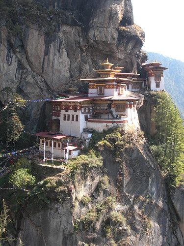 Takshang--The Tiger's Nest