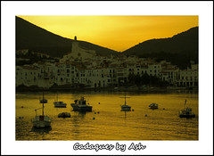 Cadaques (Asi75er) Tags: summer sun landscape atardecer girona catalua gerona cadaques 100arzorlessthan500crazycomments