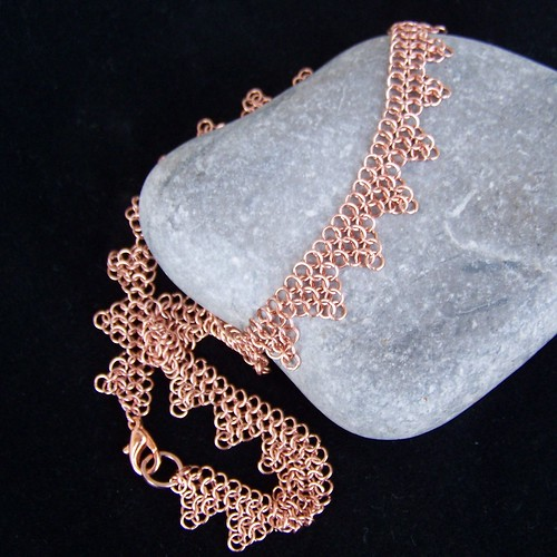 Copper Euro-4-in-1 Necklace