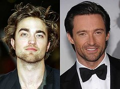 Hugh Jackman And Robert pattinson drug