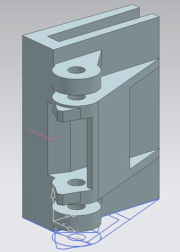 Hinge Computer Model