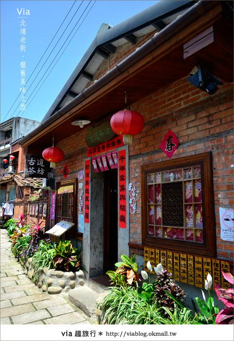 【新竹一日遊】北埔老街~在古廟舊巷內尋找專屬客家的美食28