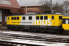 MBS 1110 524 Bahnwerk Schruns (daveymills31294) Tags: mbs 1110 524 bahnwerk schruns baureihe montafonerbahn
