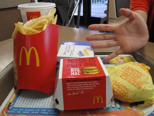 San Diego Trip - Day 2 - McDonald's