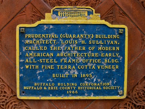 Guaranty Building Buffalo. Guaranty Building)