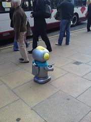 Strolling Robot
