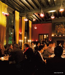 Cafedraal (www.cityzine.be) Tags: bar dinner shopping restaurant lounge brugge restaurants knokke romantic bruges frans zuri centrum historisch belgisch scoubidou inrichting zilverpand cityzine barsnightlife