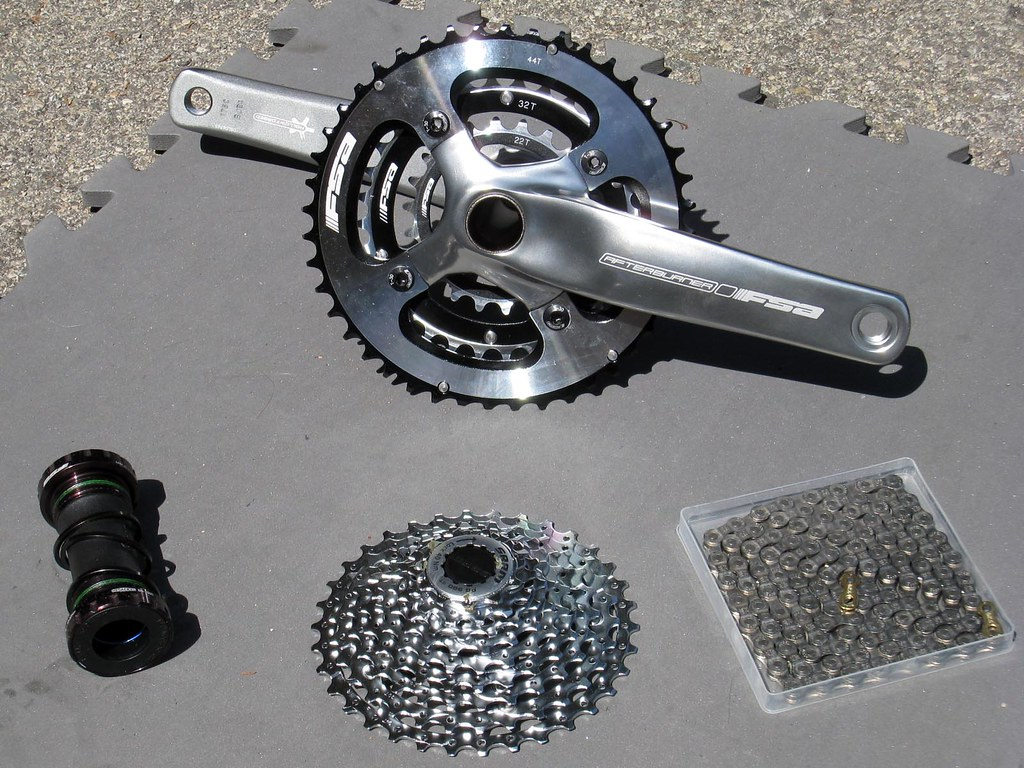 Drivetrain Upgrade: All New Components