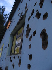 Rwanda (blackwine) Tags: africa african kigali rwanda bullet bullets genocide gunfight bulletholes gunfire genocides rwandan rwandagenocide rwandangenocide blackwine 1994genocide