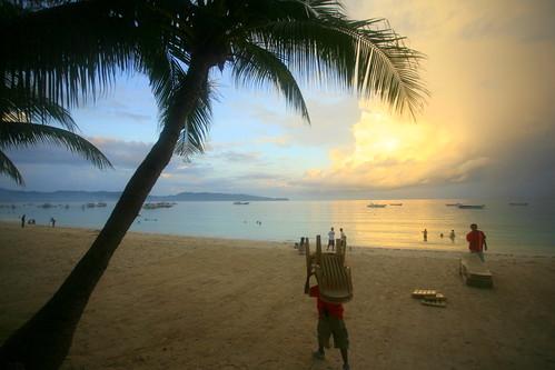 Boracay sunrise
