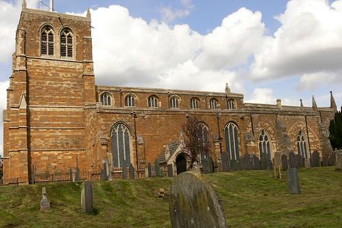 Holy Trinity Church Rothwell